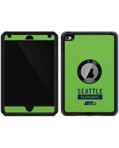 Seattle Seahawks Green Performance Series Otterbox Defender iPad Skin