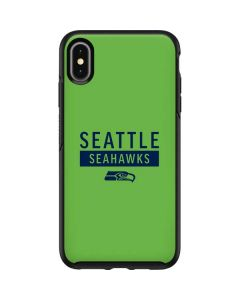 Seattle Seahawks Green Performance Series Otterbox Symmetry iPhone Skin