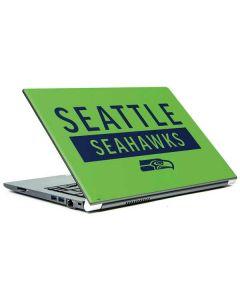 Seattle Seahawks Green Performance Series Portege Z30t/Z30t-A Skin