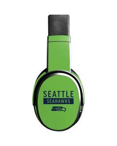 Seattle Seahawks Green Performance Series Skullcandy Crusher Wireless Skin