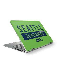 Seattle Seahawks Green Performance Series HP Stream Skin
