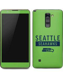 Seattle Seahawks Green Performance Series Stylo 2 Skin