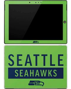 Seattle Seahawks Green Performance Series Surface 3 Skin