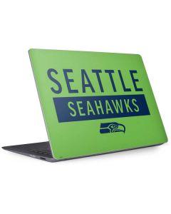 Seattle Seahawks Green Performance Series Surface Laptop 2 Skin
