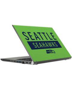 Seattle Seahawks Green Performance Series Tecra Z40 Skin