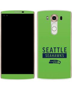 Seattle Seahawks Green Performance Series V10 Skin
