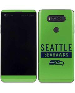 Seattle Seahawks Green Performance Series V20 Skin