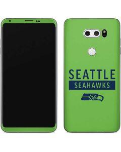 Seattle Seahawks Green Performance Series V30 Skin