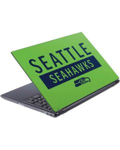 Seattle Seahawks Green Performance Series V5 Skin