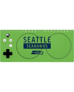 Seattle Seahawks Green Performance Series Xbox Adaptive Controller Skin