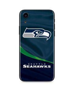 Seattle Seahawks iPhone XR Skin