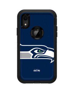 Seattle Seahawks Large Logo Otterbox Defender iPhone Skin