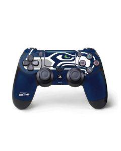 Seattle Seahawks Large Logo PS4 Pro/Slim Controller Skin