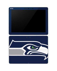 Seattle Seahawks Large Logo Surface Go Skin