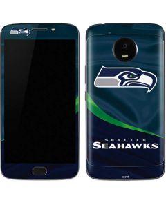 Seattle Seahawks Moto E4 Plus Skin