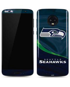 Seattle Seahawks Moto G6 Skin