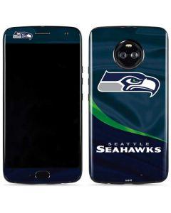Seattle Seahawks Moto X4 Skin