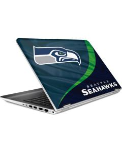 Seattle Seahawks HP Pavilion Skin