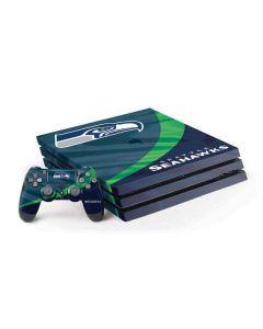 Seattle Seahawks PS4 Pro Bundle Skin
