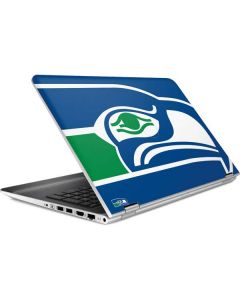Seattle Seahawks Retro Logo HP Pavilion Skin