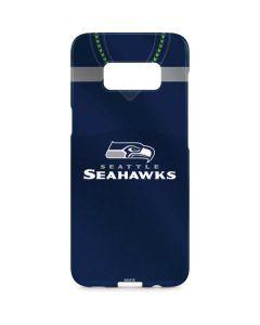 Seattle Seahawks Team Jersey Galaxy S8 Plus Lite Case