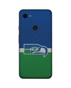 Seattle Seahawks Vintage Google Pixel 3a Skin