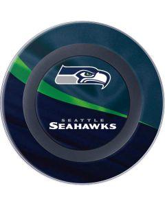 Seattle Seahawks Wireless Charger Skin