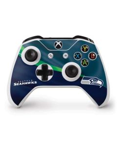 Seattle Seahawks Xbox One S Controller Skin