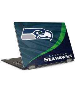 Seattle Seahawks Dell XPS Skin