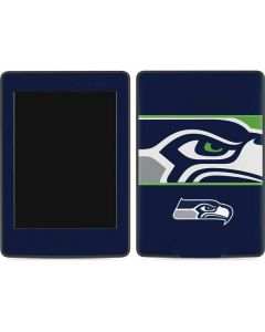 Seattle Seahawks Zone Block Amazon Kindle Skin