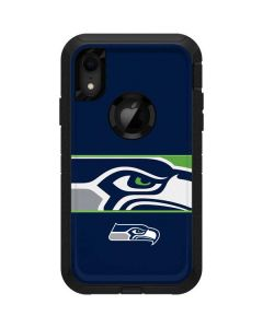 Seattle Seahawks Zone Block Otterbox Defender iPhone Skin
