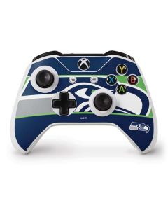 Seattle Seahawks Zone Block Xbox One S Controller Skin