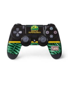 Seattle SuperSonics Retro Palms PS4 Pro/Slim Controller Skin