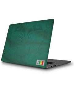 Senegal Soccer Flag Apple MacBook Pro Skin