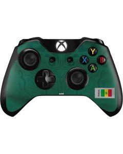 Senegal Soccer Flag Xbox One Controller Skin