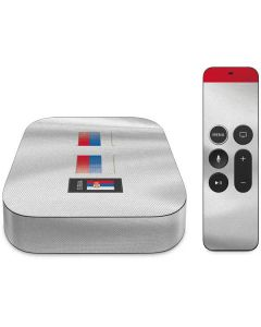Serbia Soccer Flag Apple TV Skin