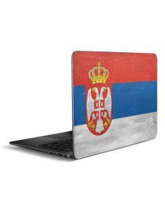 Serbia Flag Distressed Zenbook UX305FA 13.3in Skin