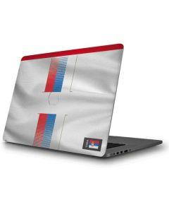 Serbia Soccer Flag Apple MacBook Pro Skin