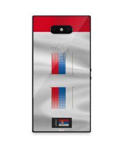 Serbia Soccer Flag Razer Phone 2 Skin