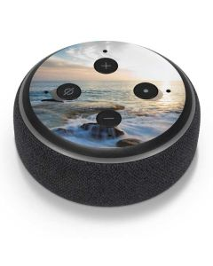 Serene Ocean View Amazon Echo Dot Skin
