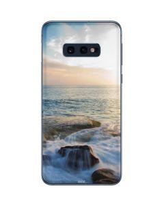 Serene Ocean View Galaxy S10e Skin