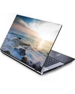 Serene Ocean View Generic Laptop Skin