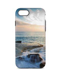 Serene Ocean View iPhone 8 Pro Case