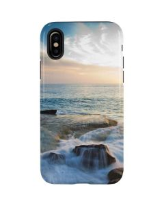 Serene Ocean View iPhone XS Max Pro Case