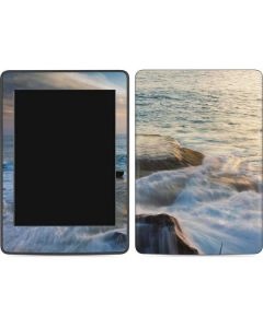 Serene Ocean View Amazon Kindle Skin