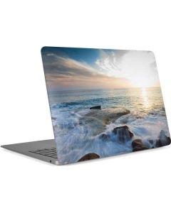 Serene Ocean View Apple MacBook Air Skin
