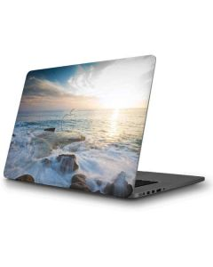 Serene Ocean View Apple MacBook Pro Skin