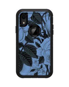 Serenity Floral Otterbox Defender iPhone Skin