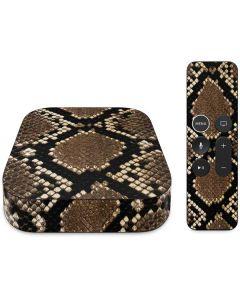 Serpent Apple TV Skin