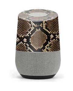 Serpent Google Home Skin